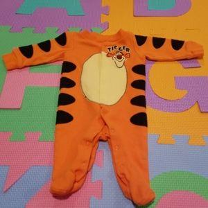 Disney Baby Tigger Onesie Sz Newborn